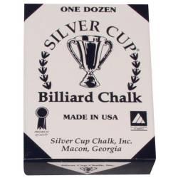 SILVER CUP CHALK BLUE  12 PCS.