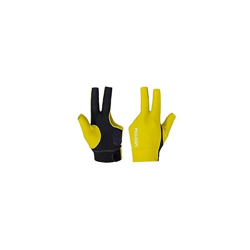 Molinari  Glove yellow Left Hand