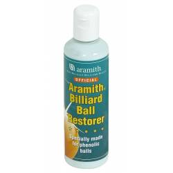Liquido restaurador bolas Aramith