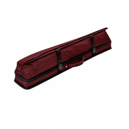 PREDATOR URBAIN RED SOFT CUE CASE 2 BUTTS-4 SHAFTS
