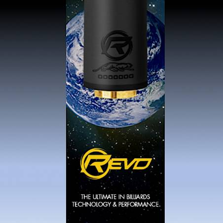 PREDATOR REVO 12.4mm. DE CARBÓN ROSCA UNI-LOC